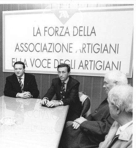 1994 Gianfranco Fini, Elio Barucco