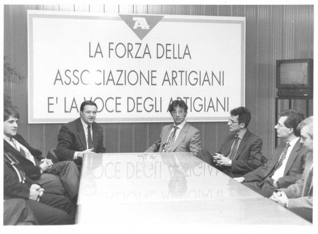 1994 Umberto Bossi, Giulio Arrighini, Daniele Molgora