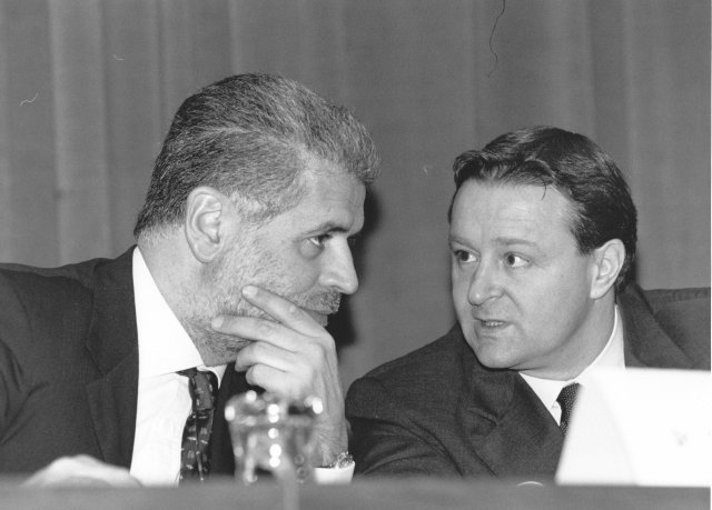 1995 Roberto Formigoni Presidente Regione Lombardia