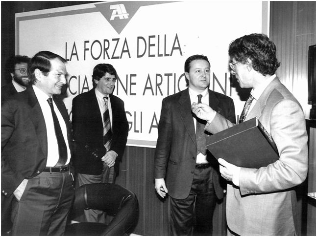 STORIA DELL'ASSOCIAZIONE ARTIGIANI XII (E.Mattinzoli)