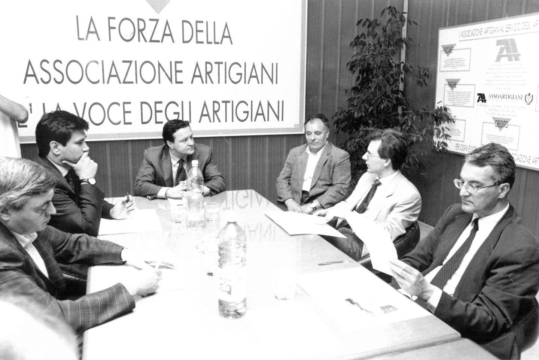 STORIA DELL'ASSOCIAZIONE ARTIGIANI XIV (E.Mattinzoli)